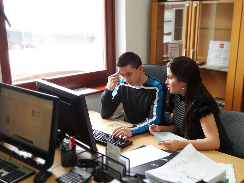 Manager for a day at Impresia Ltd