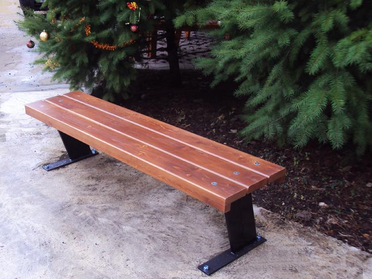 Product photo: Park bench П19 model