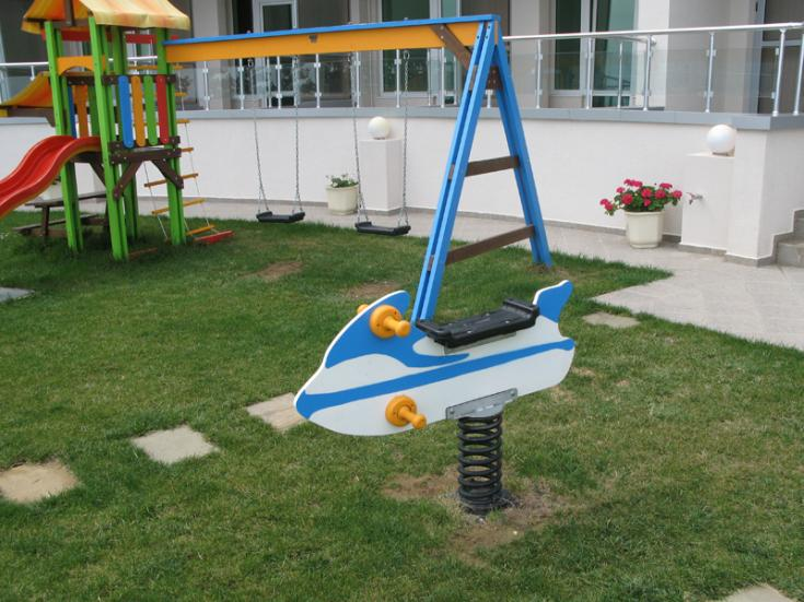 Children swing, A02-2 model