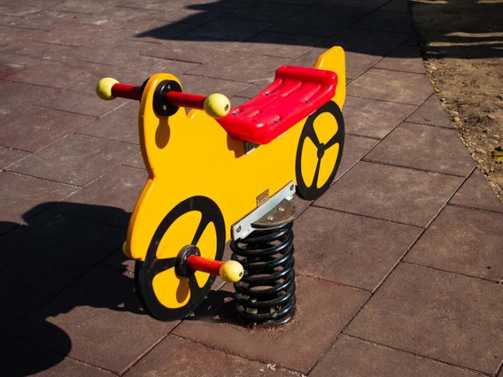 Снимка на продукта: Детска люлка, модел А02-3